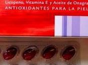 Oxidoryl, antioxidantes para piel.