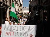 verdes preparan iniciativa para acabar corridas toros Andalucía !!!!!!