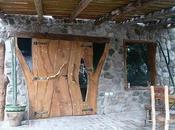 Puertas ventanas rústicas