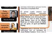 Barea Arroyo: error Basquet Plus