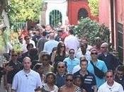 Después visita Michelle Obama ahora tocá explotar promoción Costa