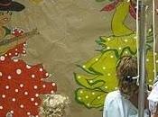 niños ingresados Hospital Materno Infantil Málaga celebran Feria Agosto centro sanitario