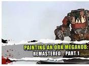 Cómo pintar Meganoble Orko mega-armadura kombiakribillador-achicharrador