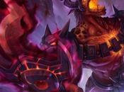 League Legends: Nasus Infernal, nueva skin legendaria