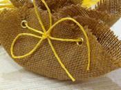 DIY: saquitos arpillera little burlap bags
