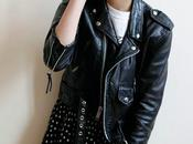 Looking for: Black Leather Jacket