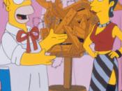 Damien Hirst Homer Simpson