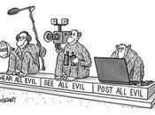 monos sabios clave patología comunicación pública