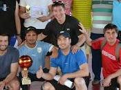 Punta arenas ubicó segundo lugar torneo nacional laboral masculino
