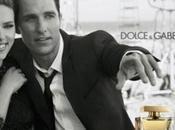 Scarlett Johansson Matthew McConaughey espectacular pareja para Dolce Gabbana