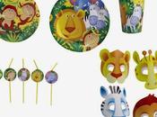 Ideas para fiesta cumple selva (II)