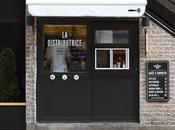 smallest coffee shop North America with greatest design!