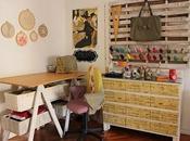Deco Inspiración: Espacios para Costura
