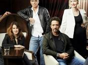 Mesa guionistas vídeo: George Clooney, Jonás Cuarón, Julie Delpy otros