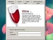 Nuevo Wine, para Linux, puede simular Windows
