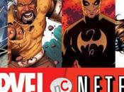 nuevas series Marvel para televisión: Daredevil, Jessica Jones, Iron Fist Luke Cage