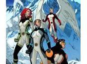 Proceso creación nuevos trajes All-New X-Men