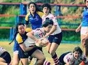 Selección rugby damas rumbo torneo valentín martínez uruguay