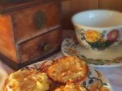 Tartaletas Manzana Almendras sidra. Saborea Asturias