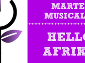Martes musicales: Hello Afrika