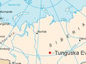 Tunguska, 1908. Cuando cielo golpea