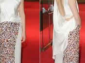 """Jennifer Lawrence, Christian Dior Alta Costura, estreno """"Juegos Hambre: Llamas"""", Londres"""