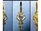 Diseños conceptuales algunas armas Thor: Mundo Oscuro