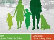 Carrera Caminata Merrell beneficio Fundación David Ocálagan