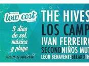 Cost Festival 2014: Hives, Campesinos!, Iván Ferreiro, Sidonie, Corizonas, Second, Izal, Niños Mutantes...