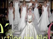 Pronovias presenta nueva colección vestidos novia Primavera-Verano 2014