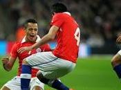 Chile venció inglaterra wembley