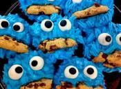 RECETA CUPCAKES: Monstruo galletas