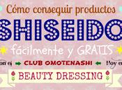 SHISEIDO: cómo conseguir productos GRATIS Club Omotenashi