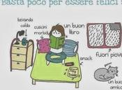 Píldoras italiano: hace falta poco para felices