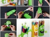 DIY!! Como hacer unos divertidos portalápices