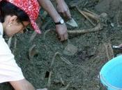 Exhumado primer cuerpo navarra tras nueva foral reparación víctimas 1936