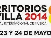 Territorios Sevilla 2014 anuncia Loquillo, Love Lesbian, Lori Meyers, Morodo Nach