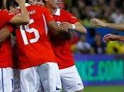 Chile cayó ante brasil canadá