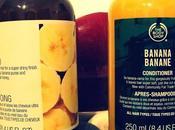 ACABADO(S): Champú acondicionador plátano