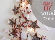 Árbol Navidad madera Video
