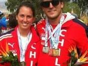 Hermanos ritter ganan otras medallas plata final overall juegos bolivarianos