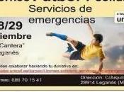 """Torneo Benéfico Futbol Servicios Emergencia"""" Leganés"""