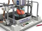 impresoras podrían crear corazones humanos solo años