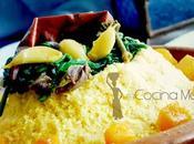 Cous-cous Zyata {Cocina Sefardí}