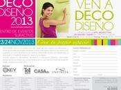 Invitación Feria DECODISEÑO 2013