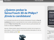 Philips sensotouch trnd