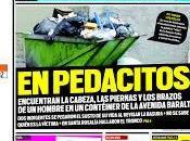 Denuncia ante Ministerio Pùblico parte Organizaciones visiòn crìtica Derechos Humanos contra medios impresos Venezuela.