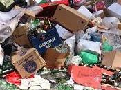 Huelga basura Madrid, parte.