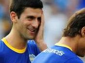Djokovic nadal, felices bombonera
