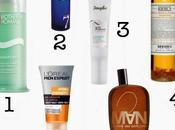 Básicos cosmética masculina